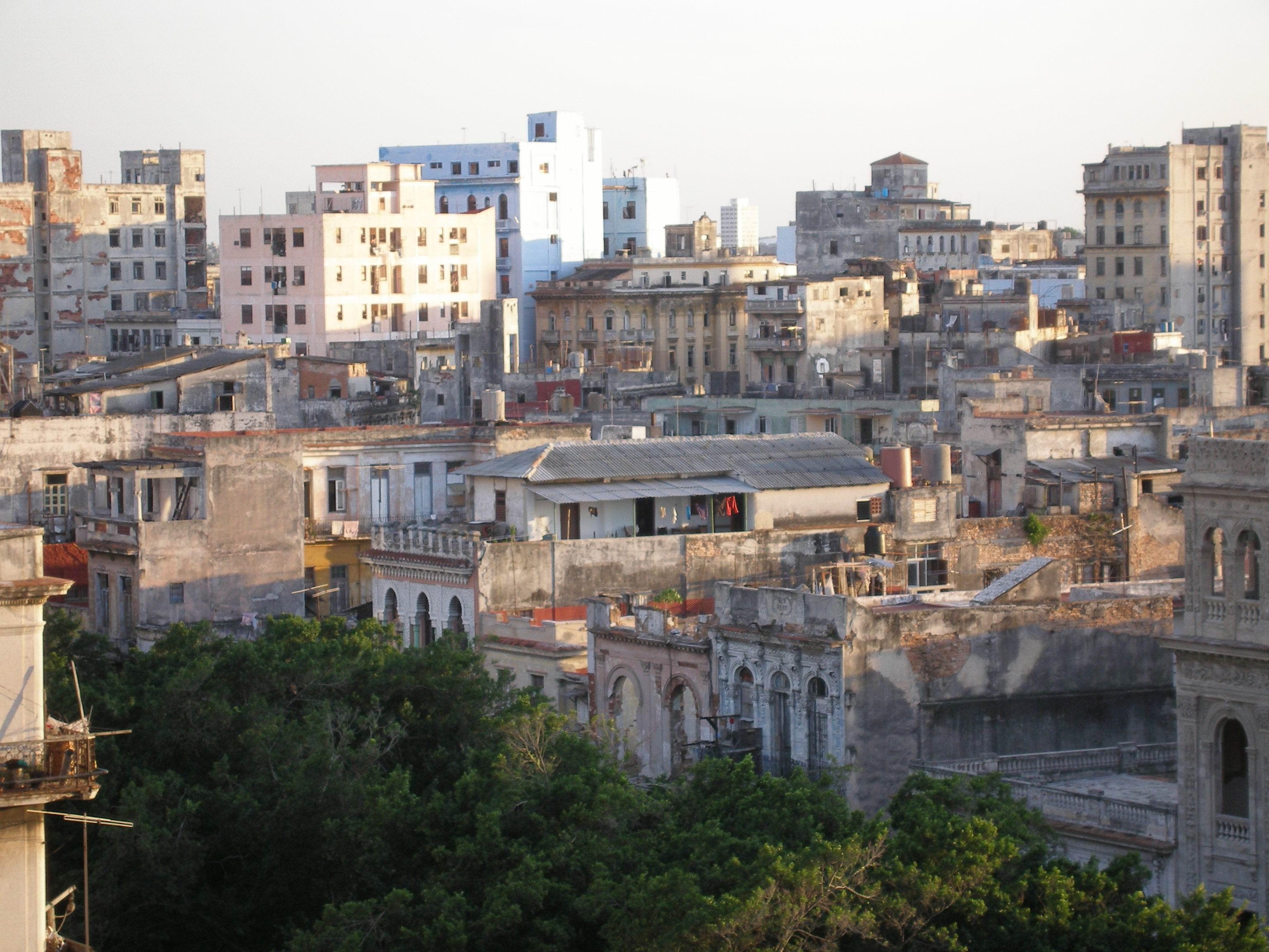 """Rehabilitació De 20 """"ciudadelas"""" A La Habana"""
