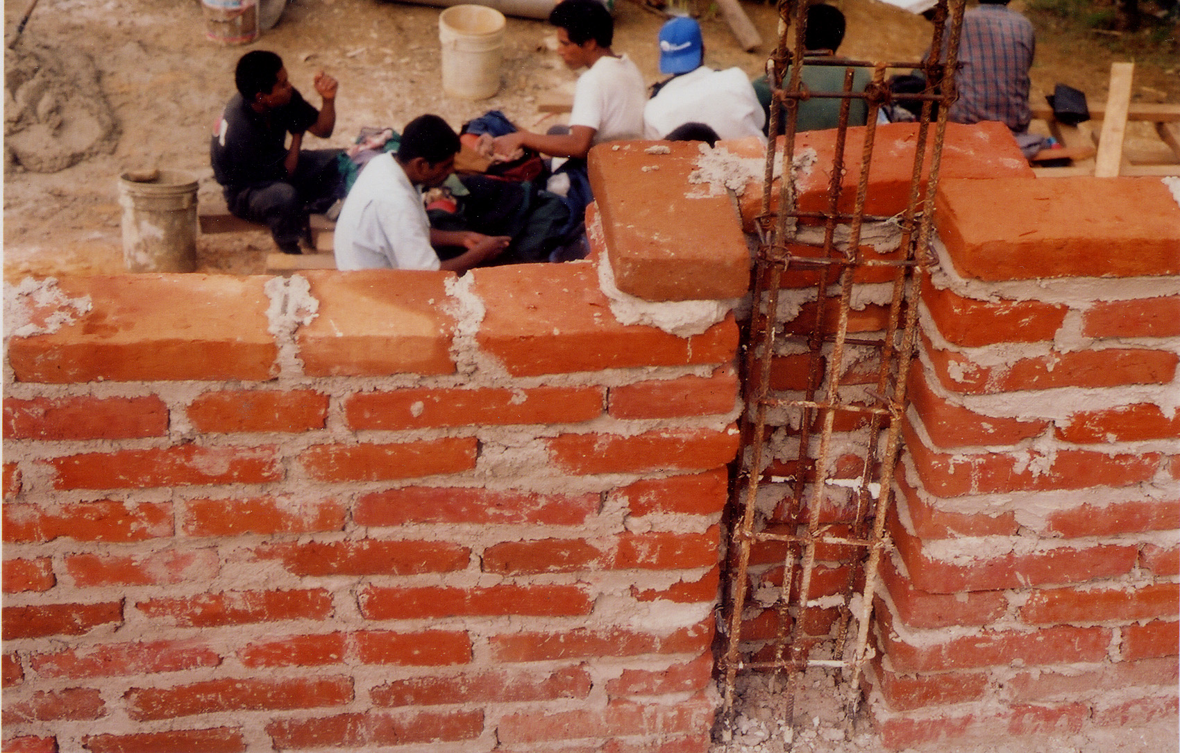 14- Detalle Constructivo De Pilares