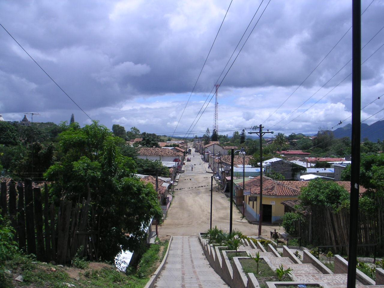 Pla Urbà I Territorial A Ocotal