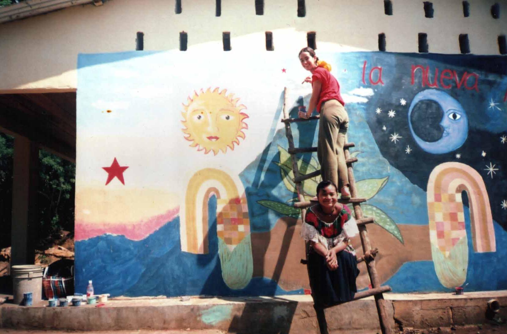 Desenvolupament De La Xarxa Sanitària De Base A Chiapas