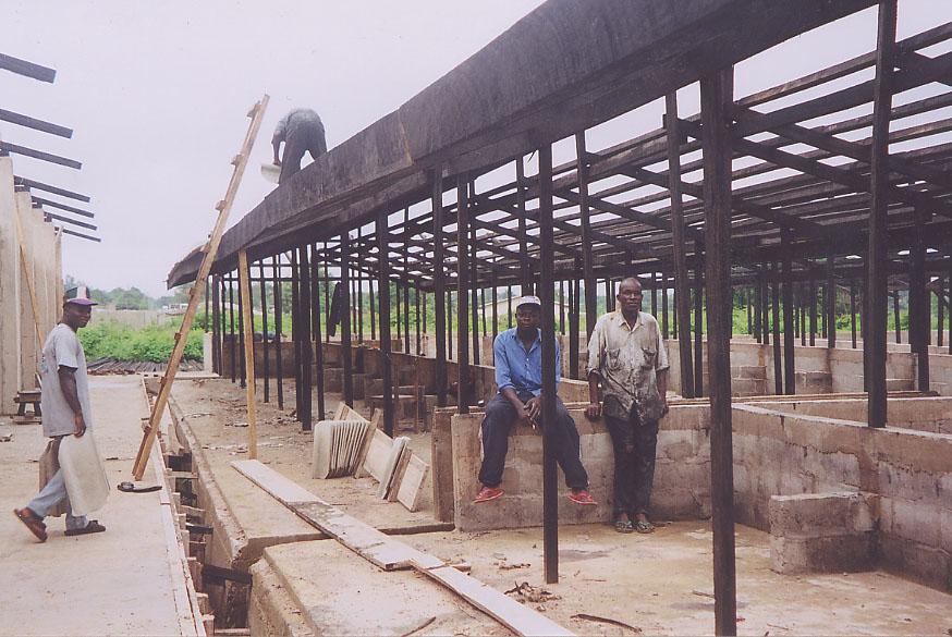 Mercat Municipal De Bangolo