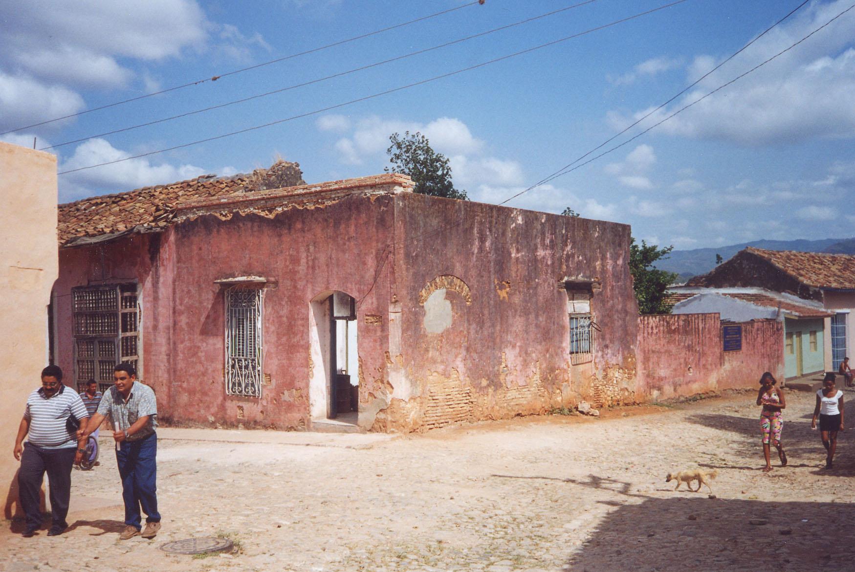 Rehabilitació D'habitatges A Trinidad
