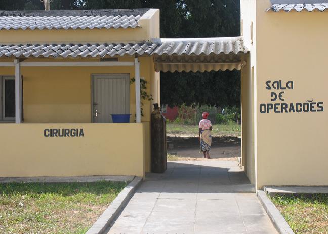 Elaboració Del Pla Director De Dos Hospitals Moçambiquenys