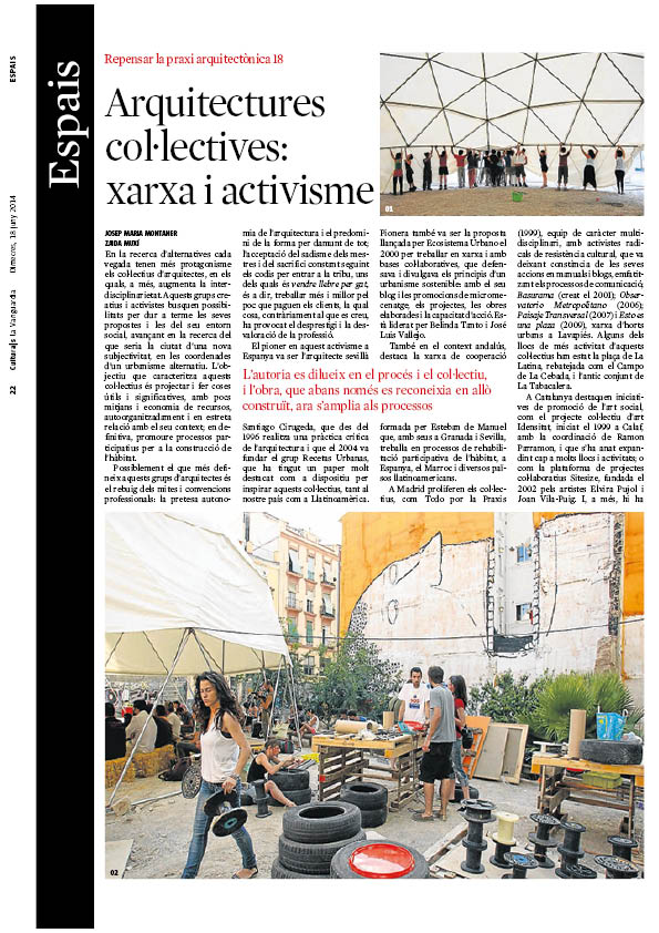 Arquitectures Col·lectives