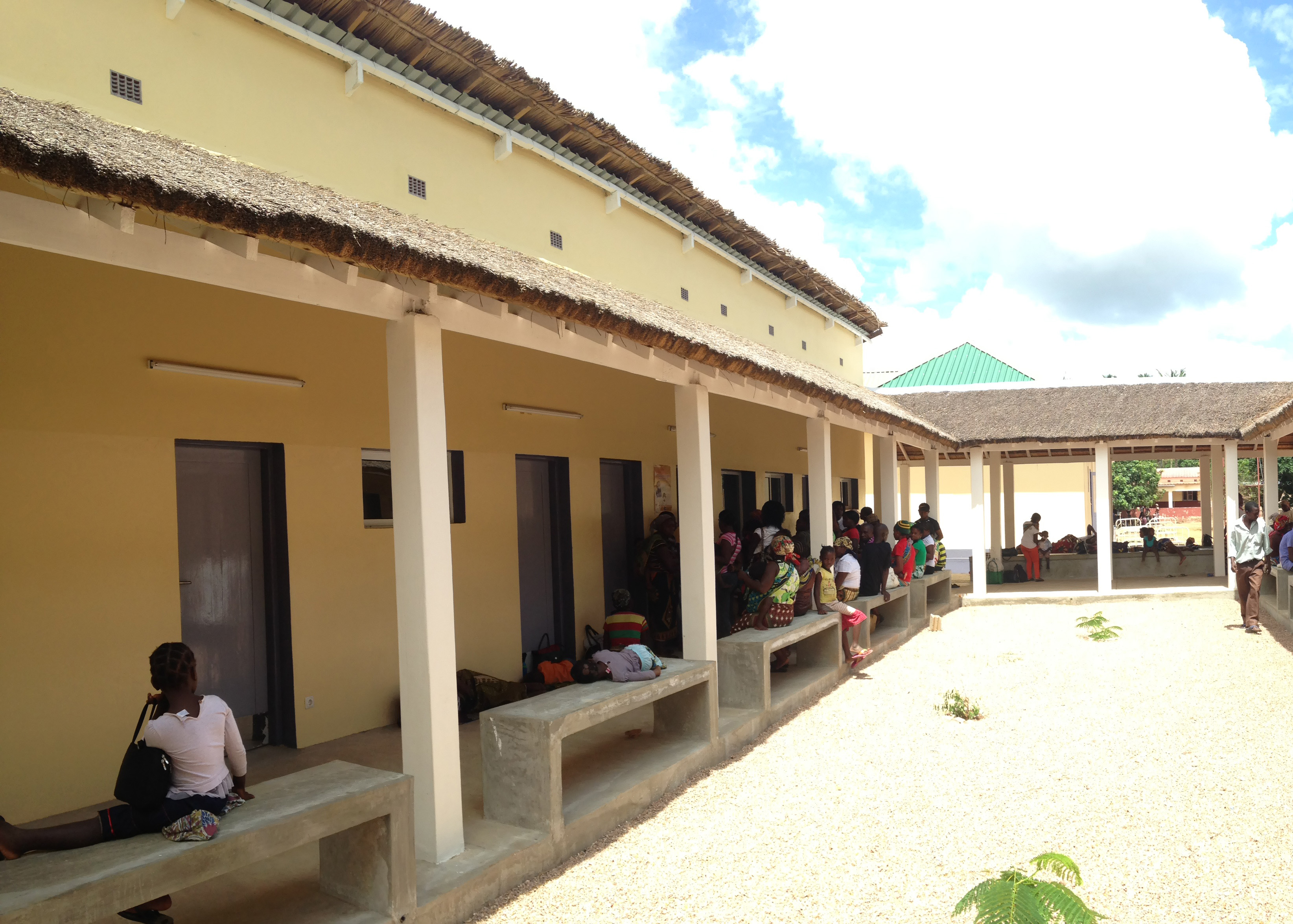 Capacitació I Reforç De La Xarxa Sanitària D'Inhambane