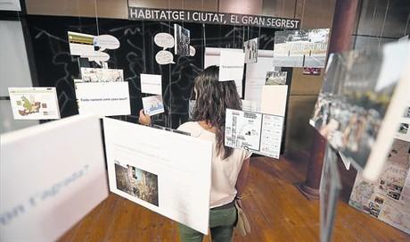 L'exposició De La Farinera Als Mitjans