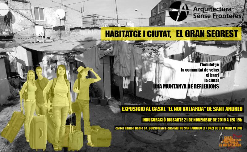 L'Exposició Viatja A: Sant Andreu
