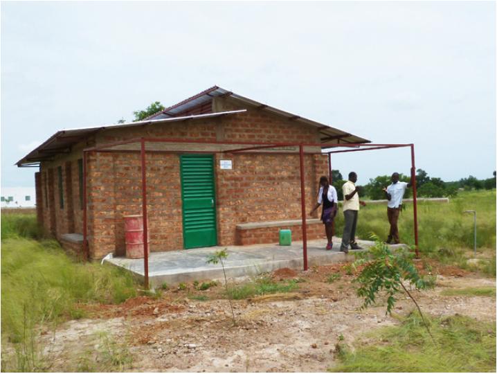 Centre De Formació Professional En Agricultura I Ramaderia Per A Joves Desescolaritzats A Tanseigha
