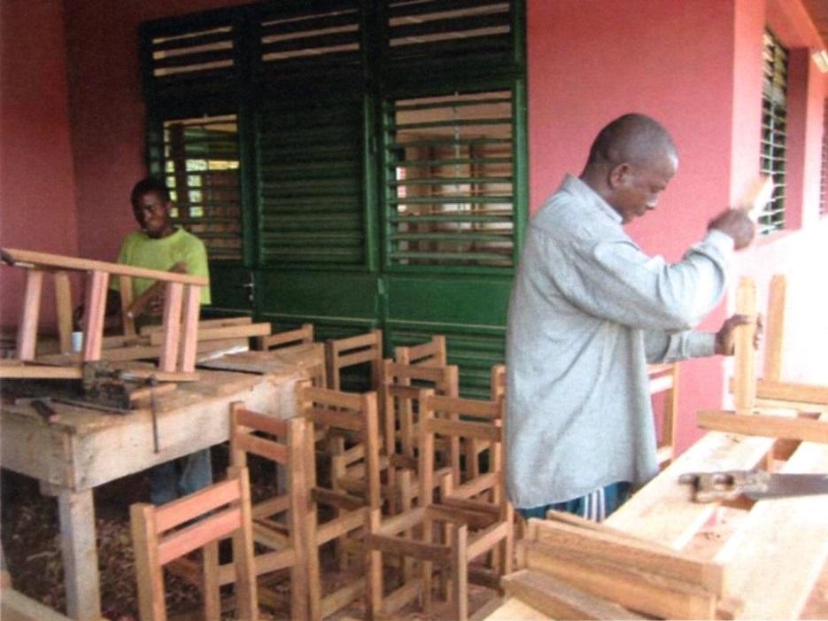 Escola Primària A Tiémélékro
