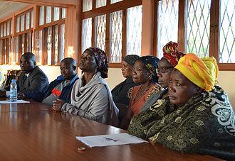 Formació Per Defensar El Dret A L'habitatge A Maputo (col·laboració Amb Enginyers Sense Fronteres)
