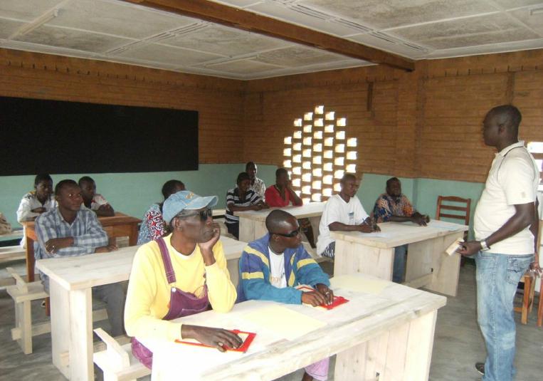 Granja-escola Per A Persones Amb Discapacitat Visual A Pitiessi