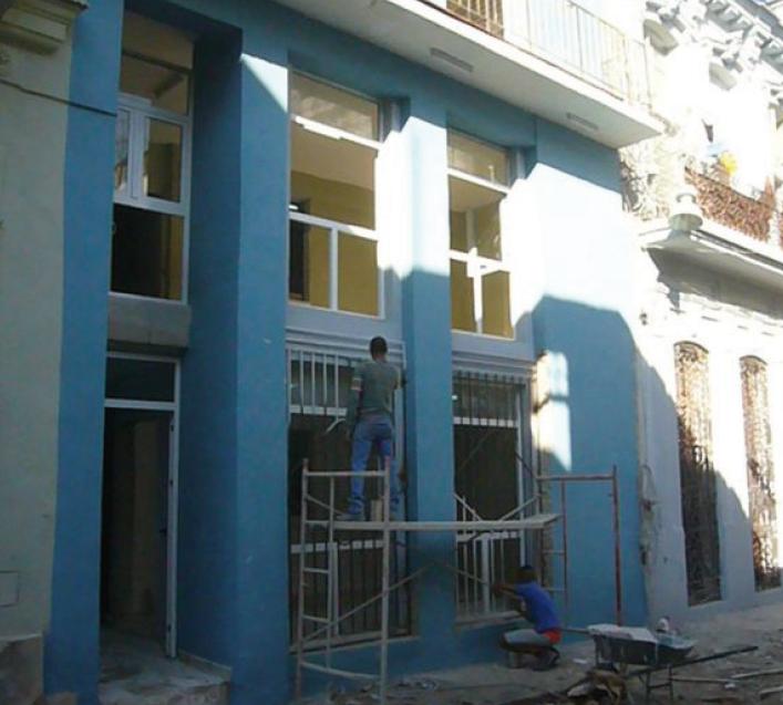 Millora De La Qualitat De Vida En El Fons Habitacional De Centro Habana