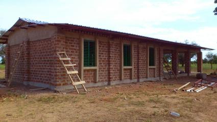 Millora De La Xarxa Educativa En La Zona Rural De Bissiga 3