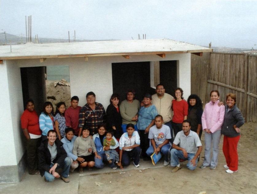 Millora De Les Condicions D'habitabilitat De La Població Exclosa A Pachacutec