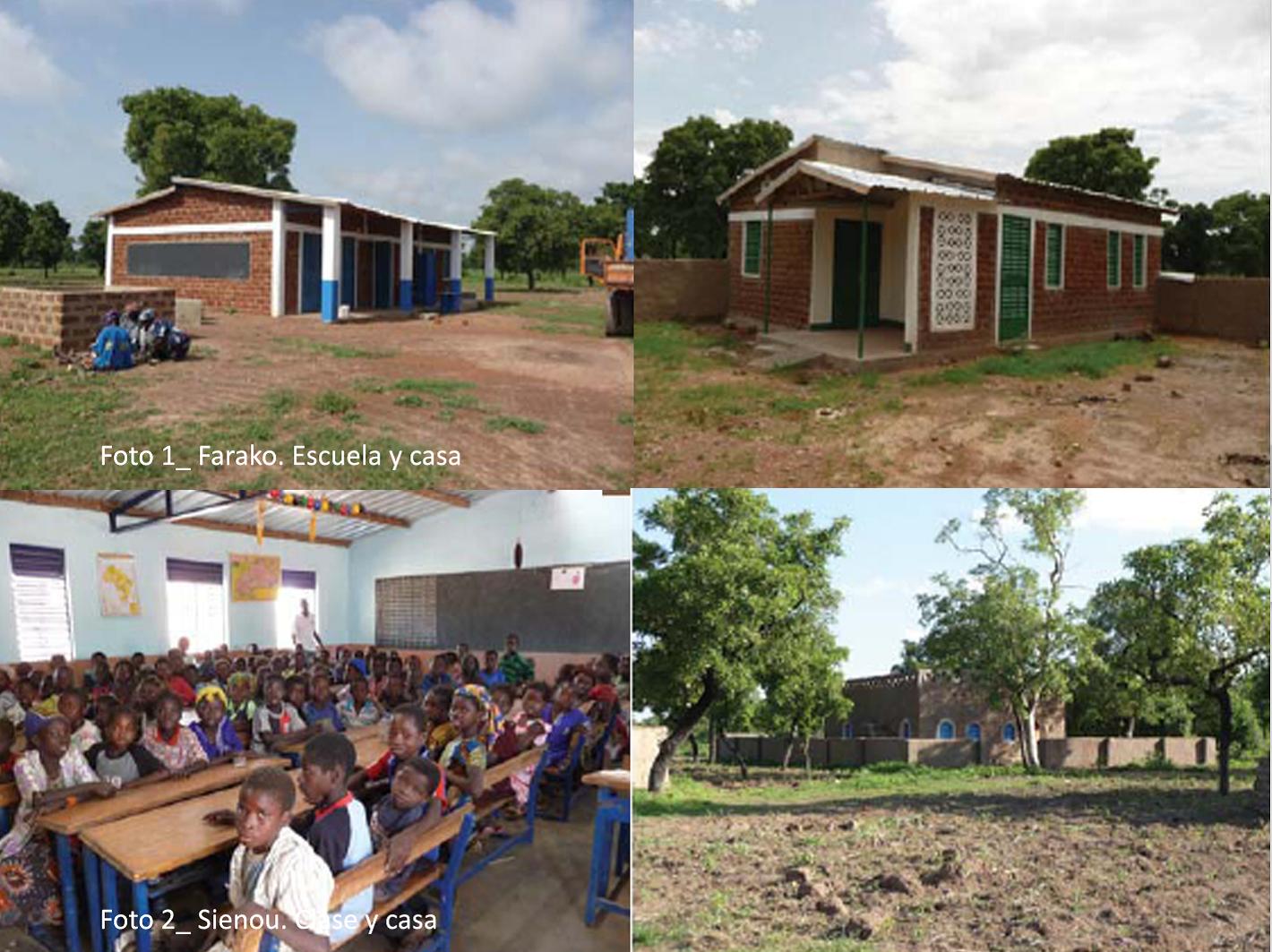 Millora Xarxa Educativa A Karangasso-Vigue 1