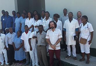 Millora Qualitat Ambiental I Gestió Residus Hospitalaris A Inhambane
