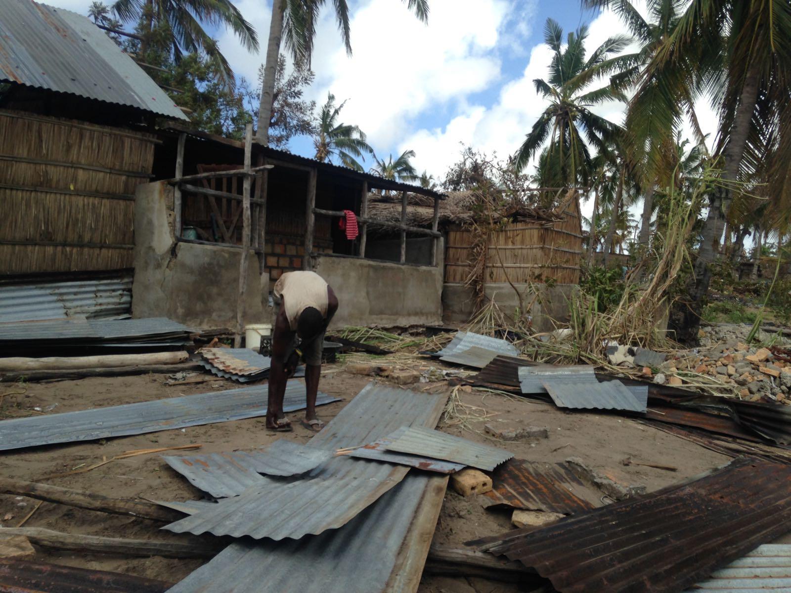 RETO INHAMBANE, ¡Colabora Para Restablecer La Situación En Inhambane!