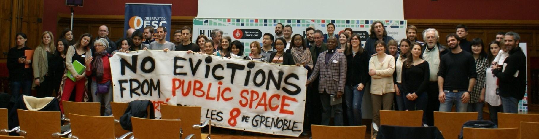 ONU Hàbitat III I Plataforma Global Pel Dret A La Ciutat
