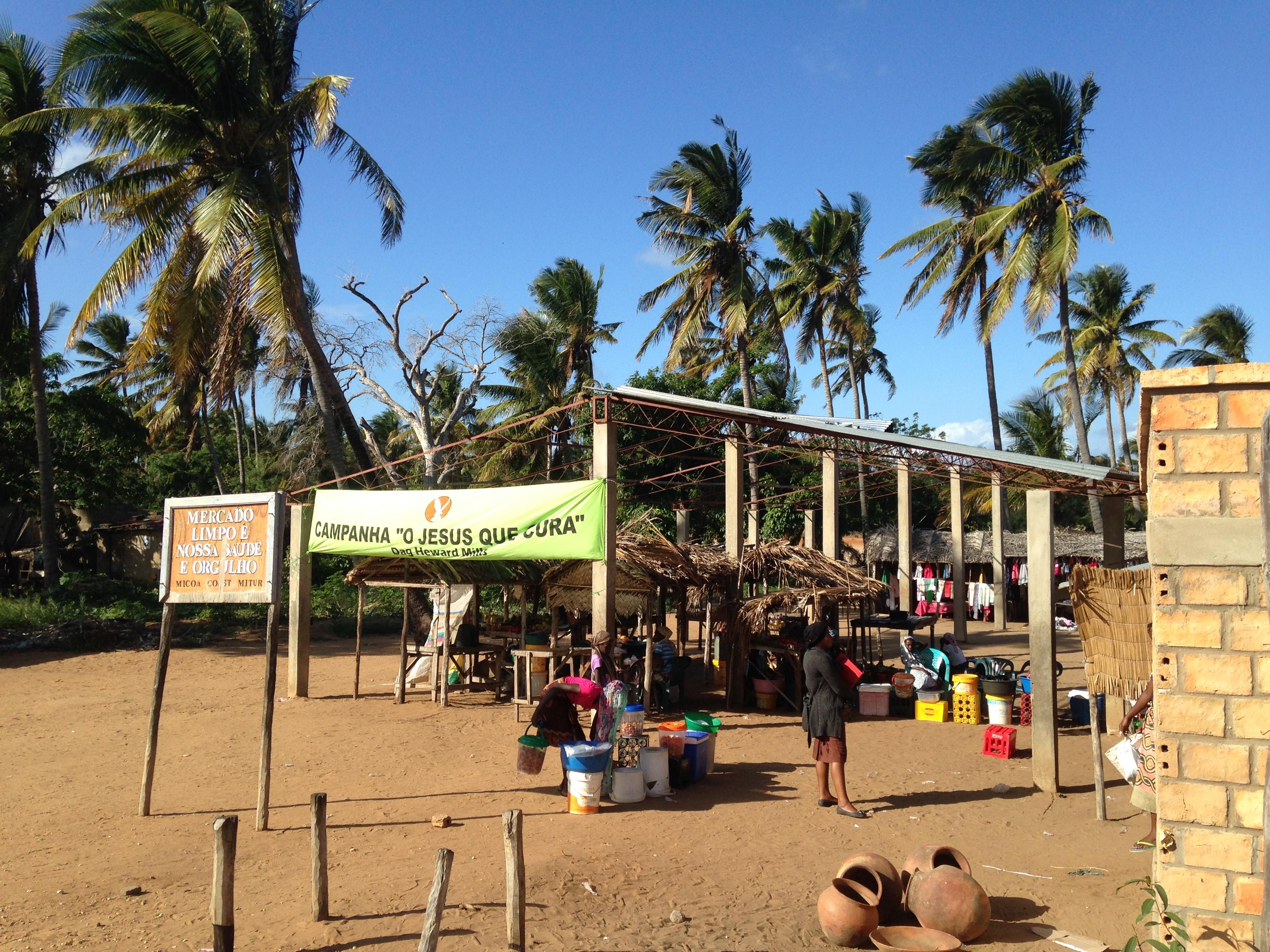 Mercat Inhambane