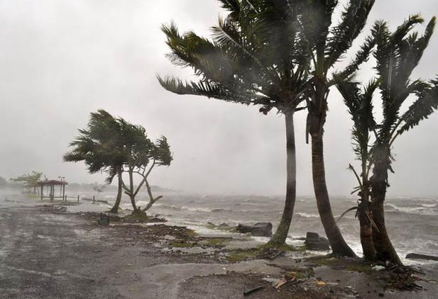 Com Es Va Viure El Pas Del Cicló Dineo A Inhambane?