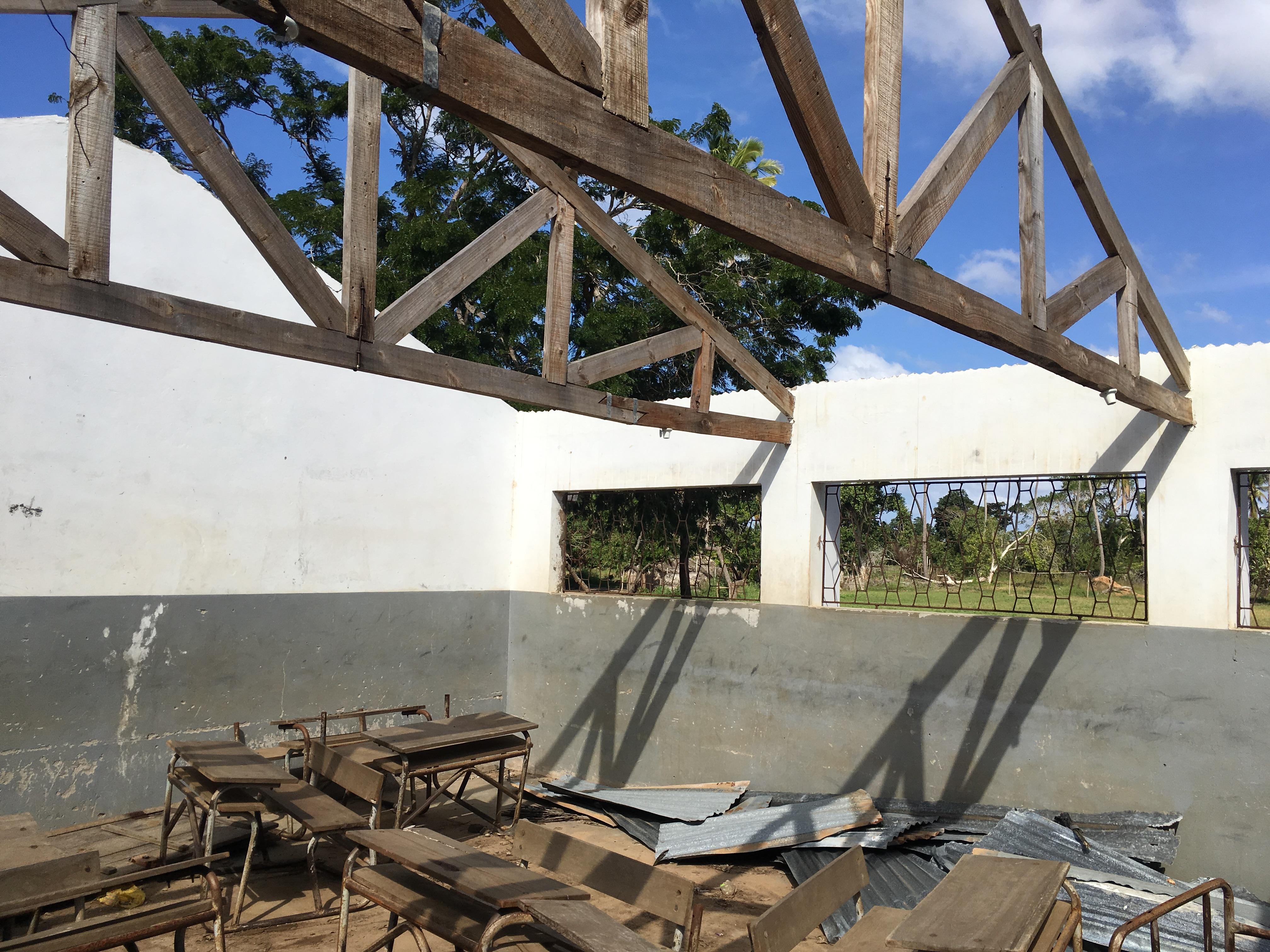 Reconstrucció De 50 Aules Ubicades En Escoles Dels Districtes De Maxixe I Massinga