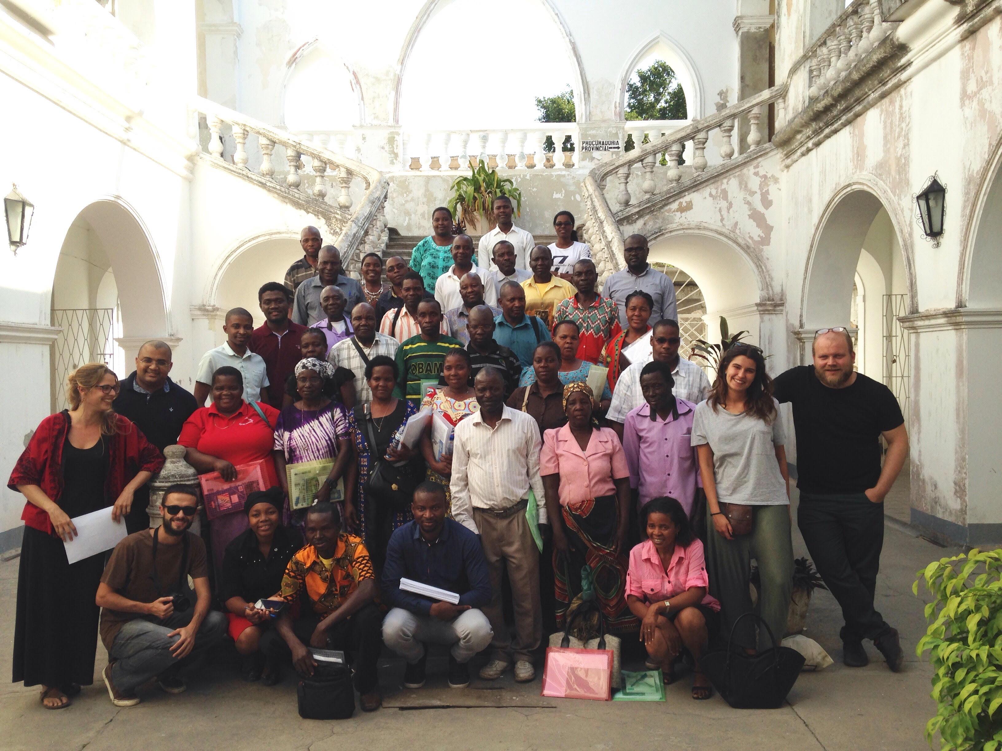 Jornades Participatives A L'Ajuntament D'Inhambane