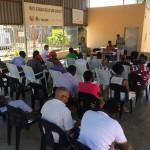 Reunió liders comunitaris tramitació DUAT