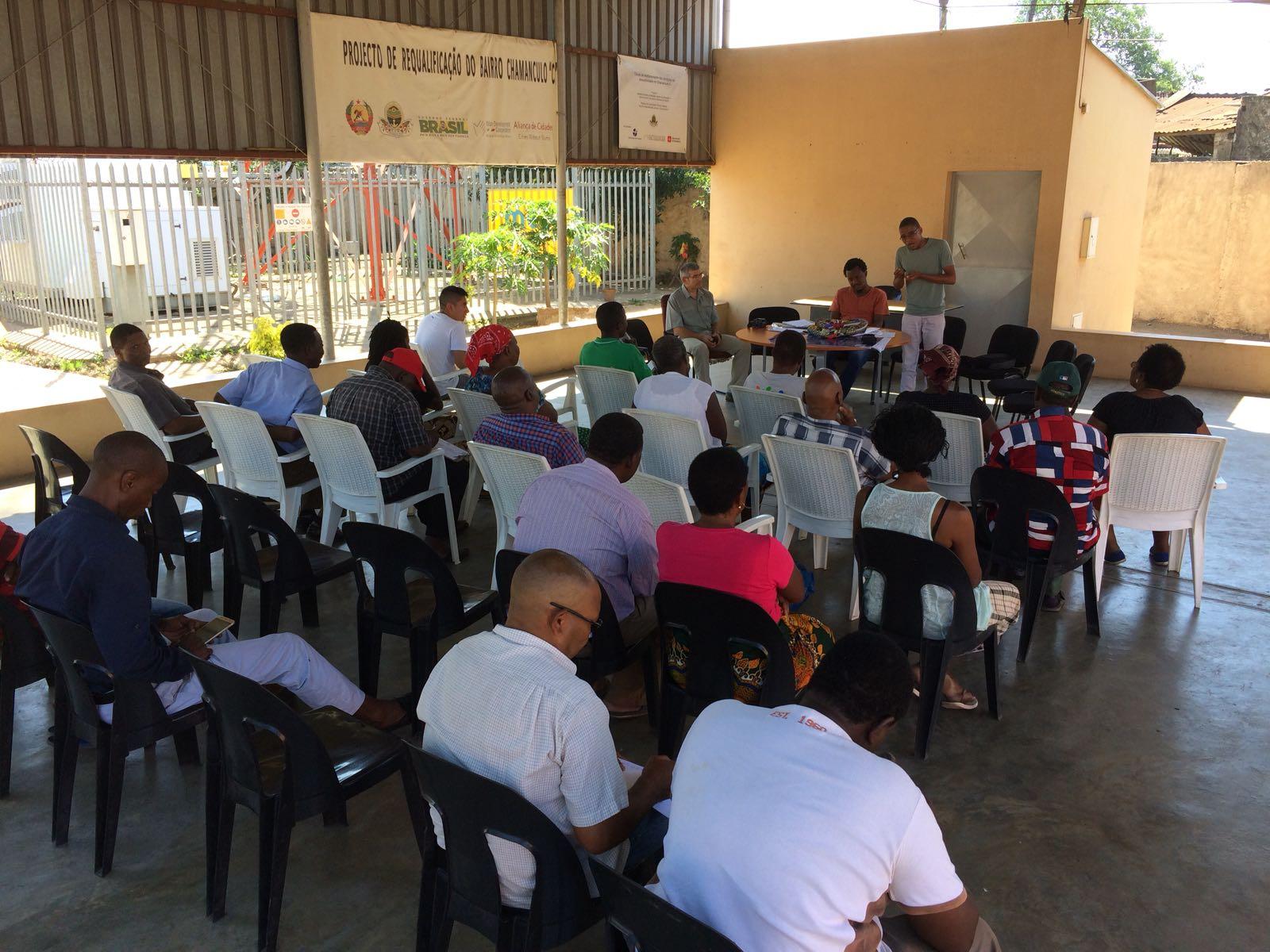 HÀBITAT 2: Dret A La Ciutat En Els Barris Informals De Maputo