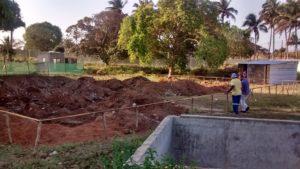 Construcció CAI Quissico Moçambic