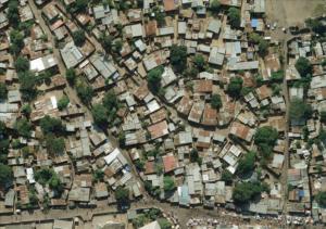 Barris informals de Maputo