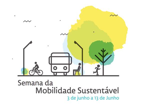 Setmana Mobilitat Sostenible Maputo Logo