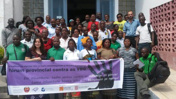Pla Estratègic Provincial D'Inhambane Contra Les VbG : Una Estratègia Comuna