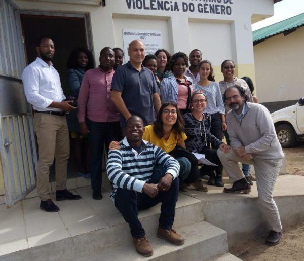 Universitaris De Maputo I UPC Milloraran La Gestió De Dades Contra La Violència De Gènere