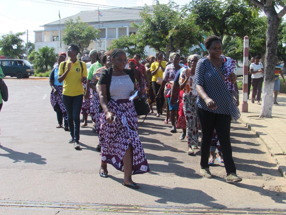 Llançament Dels 16 Dies D'activisme A Inhambane