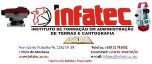 INFATEC (Instituto de Formação em Administração de Terras e Cartografia)