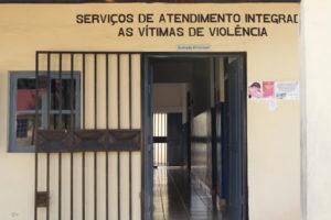 Entrada d'un CAI a l'hospital de Chicuque, a Maxixe.
