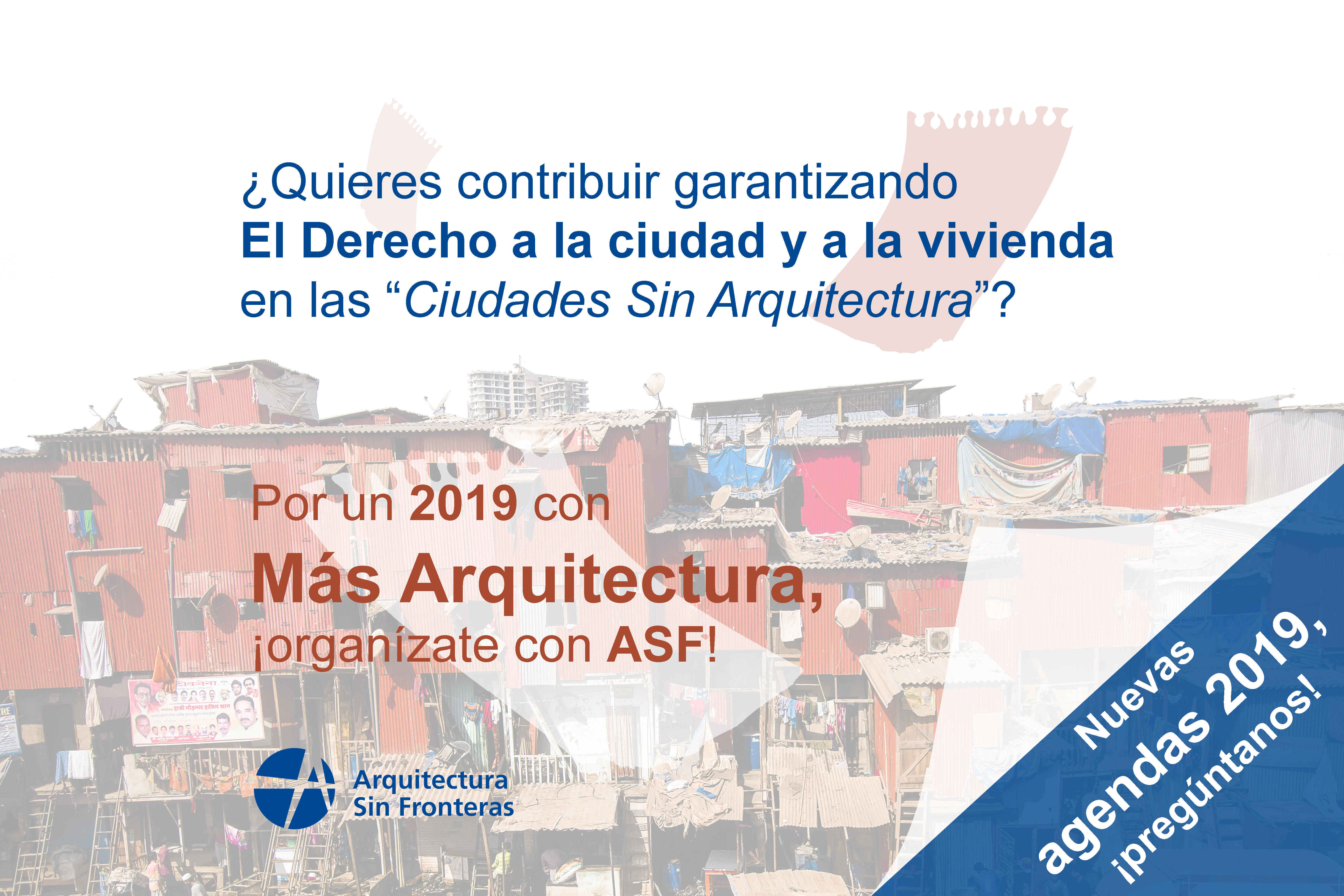 Agendes Per Un 2019 Amb Més Arquitectura!