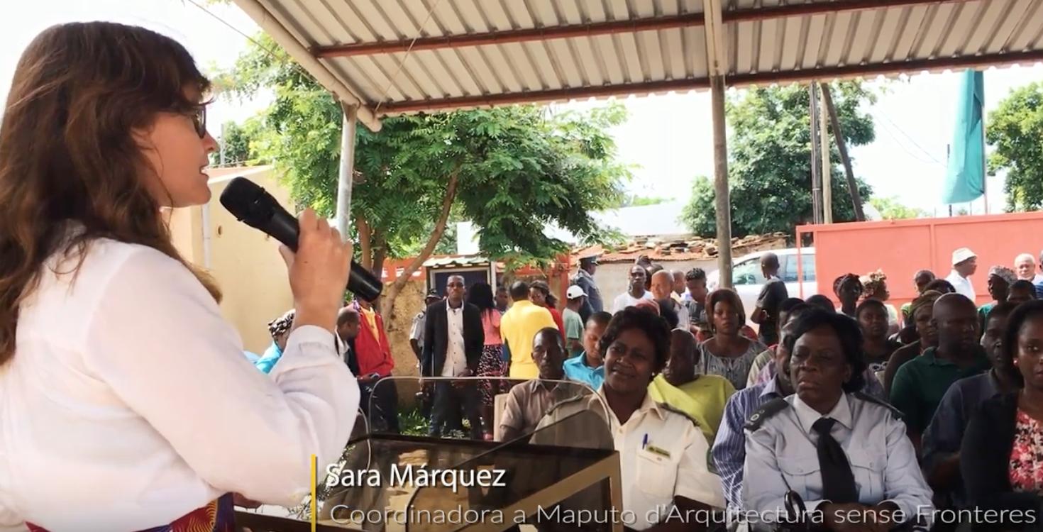 Escorçant Distàncies Entre Barcelona I Maputo