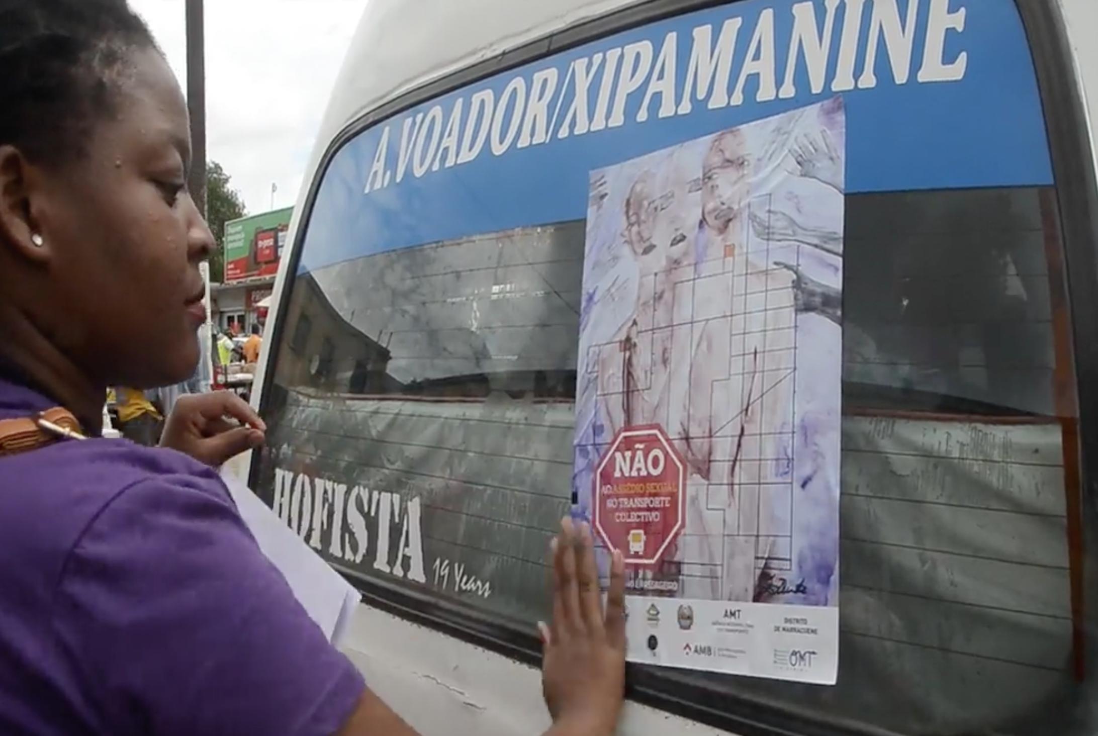 "Transport Públic I Gènere A Maputo: ""Estamos Junto Nisto"""