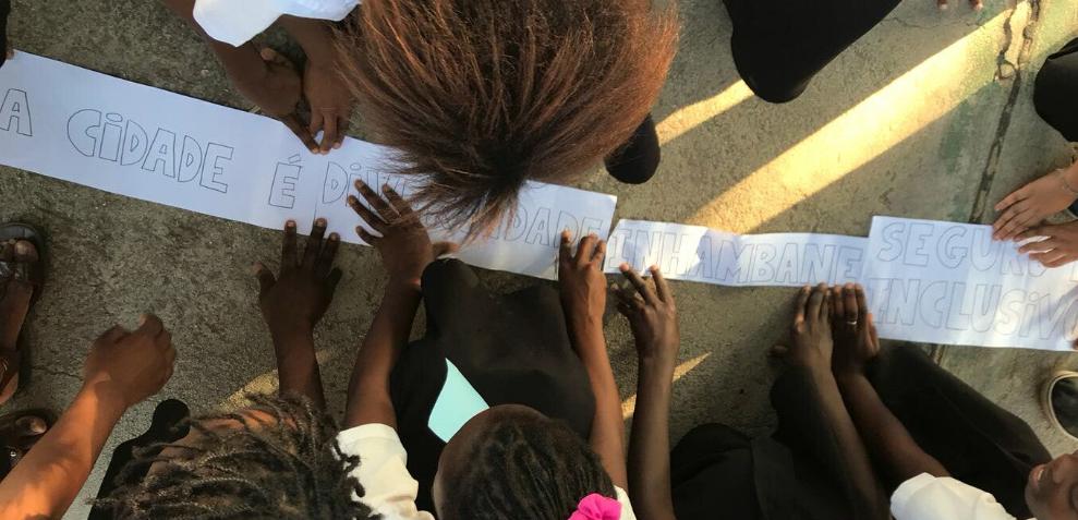 CONVOCATORIA D'ASSISTÈNCIA TÈCNICA A INHAMBANE, MOÇAMBIC