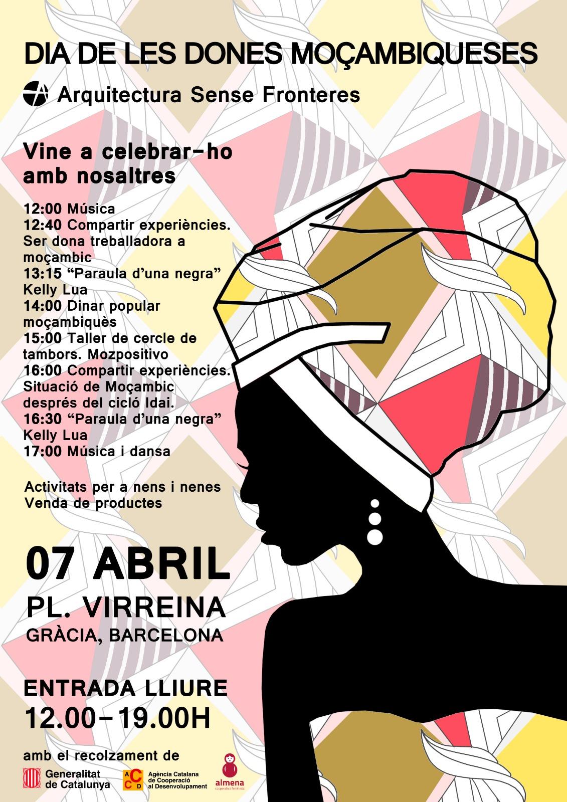 7 D'abril, Dia De La Dona Moçambiquesa