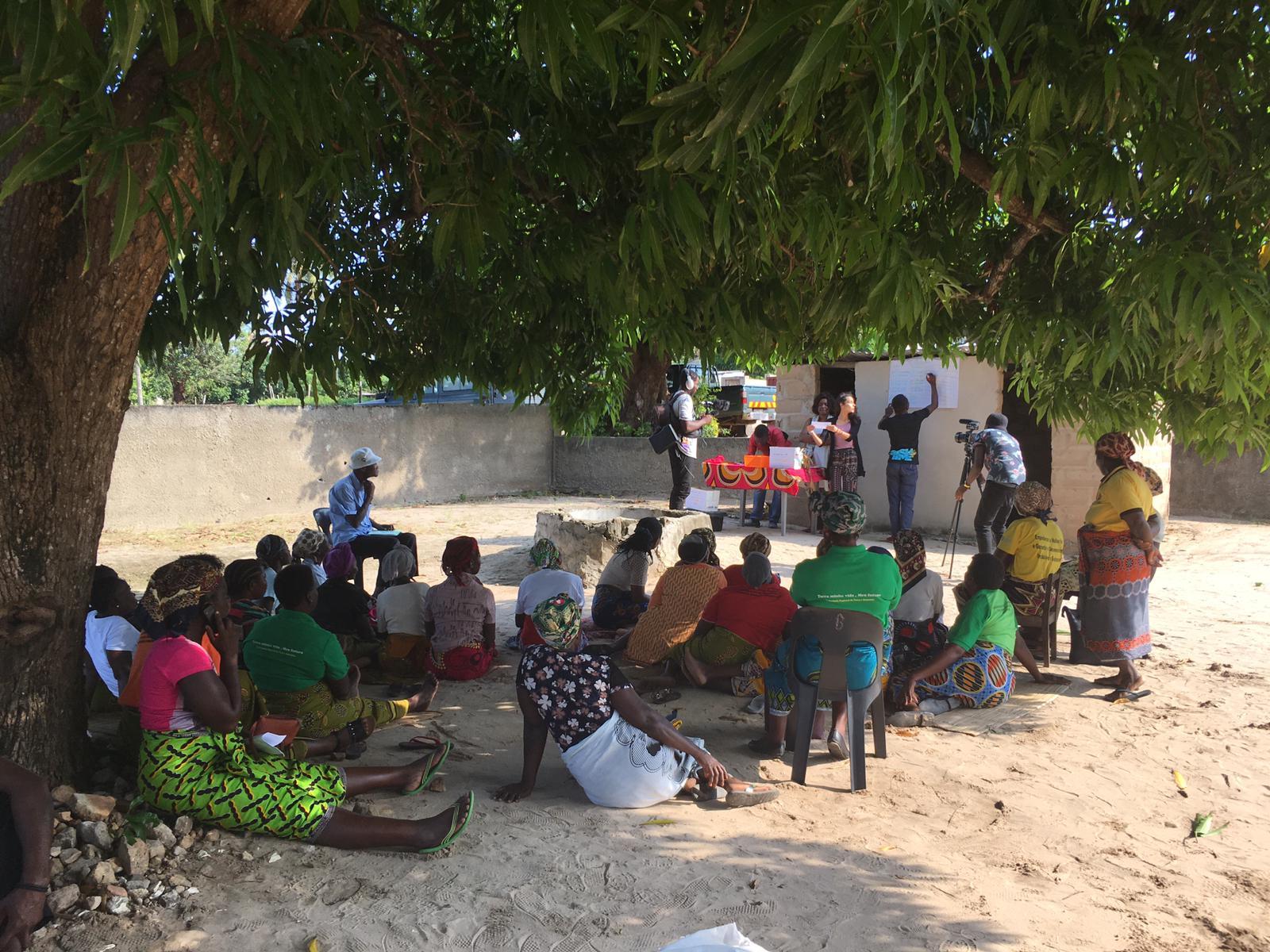 """Convocatòria Arquitecte/a Voluntari/a: """"Enfortiment De L'emprenedoria I Moviment Associatiu De Les Dones Camperoles Moçambiqueses"""""""