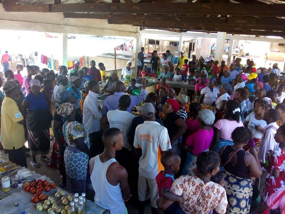 Millora De La Xarxa De Mercats Municipals A Través De La Participació Ciutadana I Incidència Política En El Municipi D'Inhambane