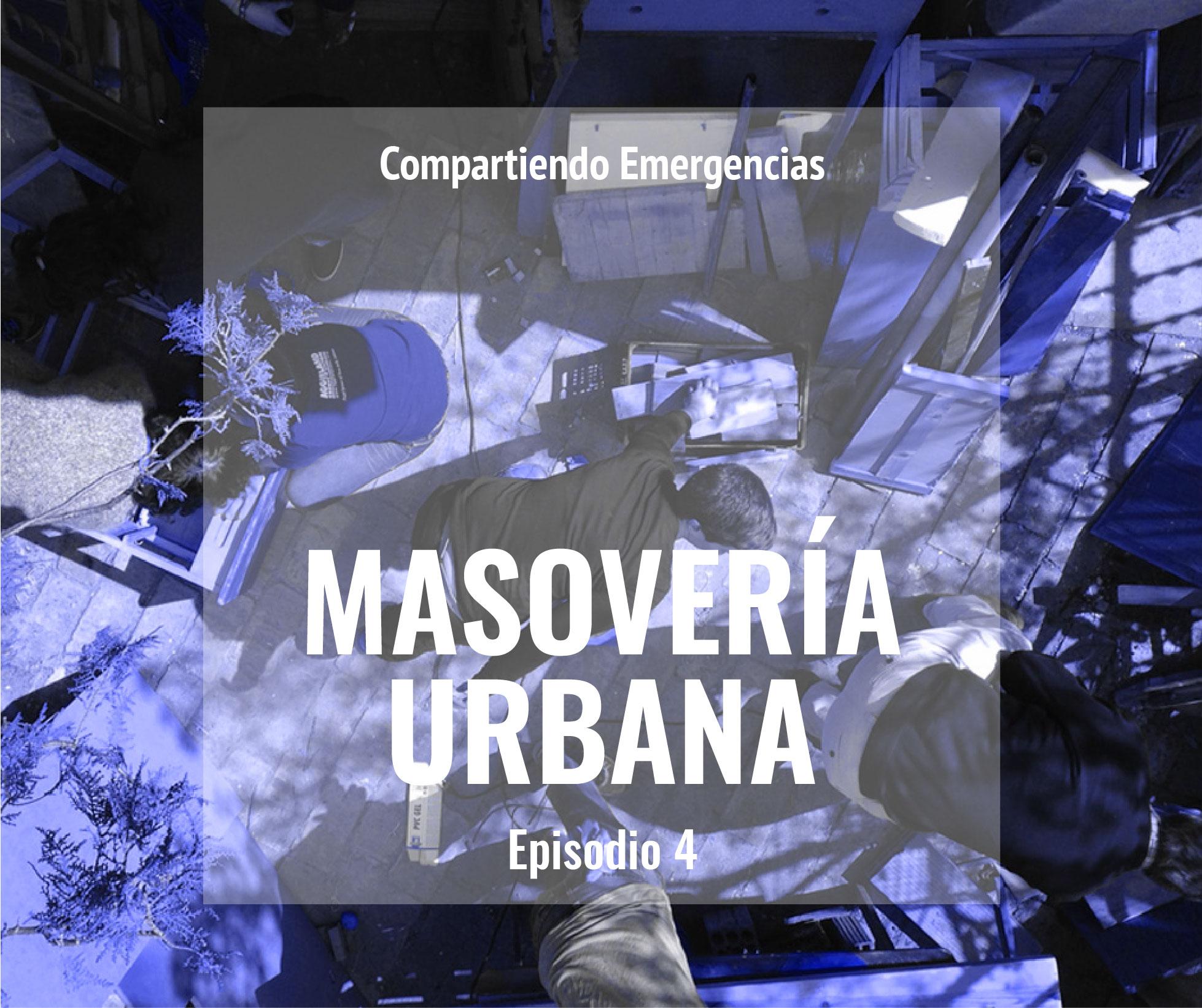 Masovería Urbana