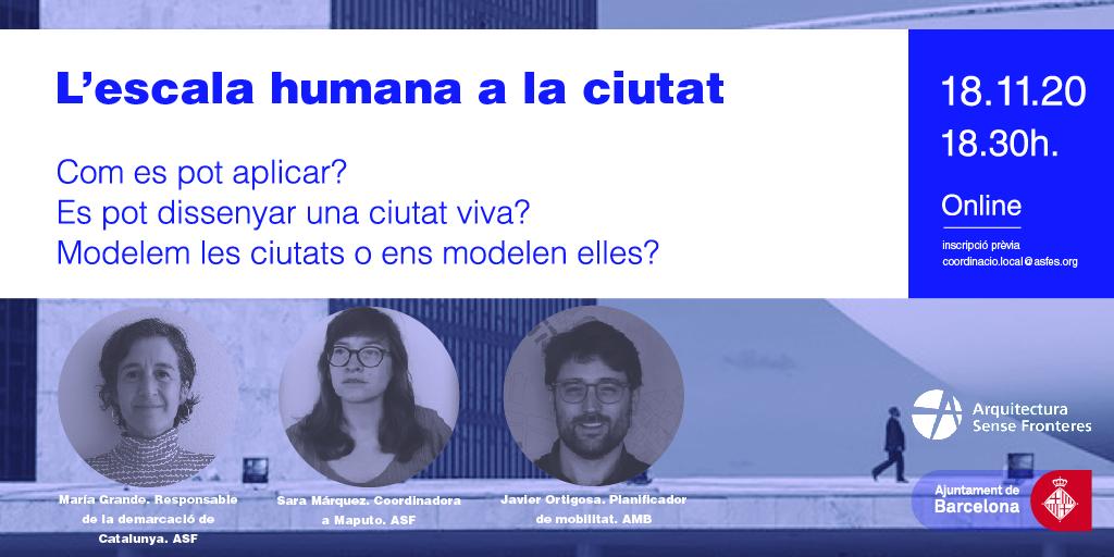 """Mesa De Debate: """"La Escala Humana En La Ciudad"""""""